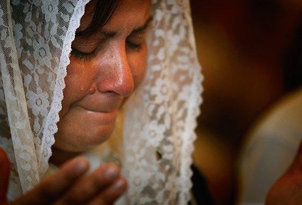 Švedės lieja gerokai daugiau ašarų nei Ganos ar Nepalo gyventojos. (Getty Images nuotr.)