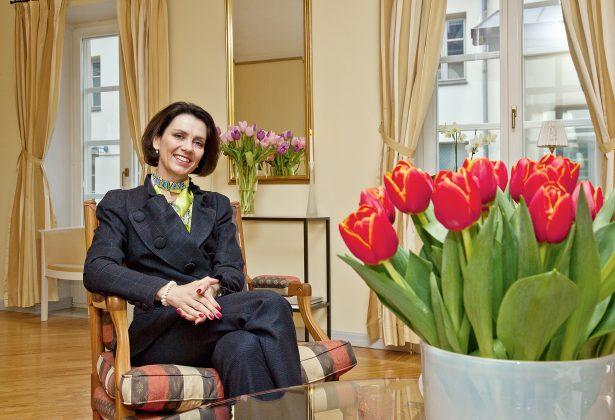 Švedijos ambasadorė Cecilia Ruthström-Ruin. (Raimondo Urbakavičiaus nuotr.)